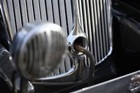 Lot 5-A FULLY RESTORED VINTAGE 1935 ROVER 12 MOTOR CAR