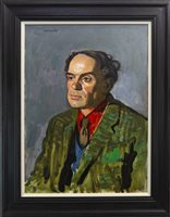 Lot 646-MARIO, AN OIL BY ALBERTO MORROCCO
