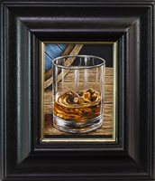 Lot 710 - IT'S FIVE O'CLOCK SOMEWHERE, AN OIL BY GRAHAM MCKEAN
