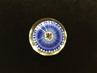 Lot 1264-A BACCARAT STYLE SODDEN SNOW PAPERWEIGHT
