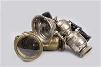 Lot 16-VITA AND LUXOR VEHICLE LAMPS (2)