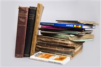 Lot 36-COLLECTION OF MOTORING BOOKS