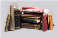Lot 37-COLLECTION OF MOTORING BOOKS