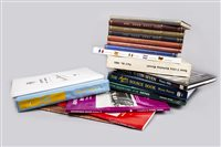 Lot 40-COLLECTION OF MOTORING BOOKS