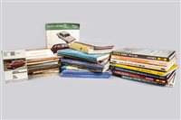 Lot 41-COLLECTION OF MOTORING BOOKS