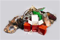Lot 44-COLLECTION OF CAR PARTS