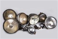 Lot 45-LOT OF CAR LAMPS AND OTHER ACCESSORIES