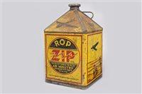 Lot 52-ROP ZIP OIL CAN