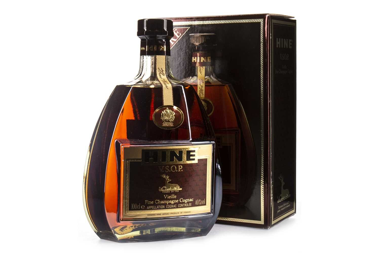 Lot 2015-HINE VSOP - ONE LITRE