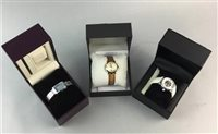 Lot 60-A LOT OF LADY'S WRIST WATCHES