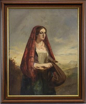Lot 475-A STUDY OF A WOMAN BY SCHOOL OF LIDDERDALE