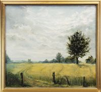 Lot 808 - JUNE, AN EARLY OIL BY MARION DRUMMOND