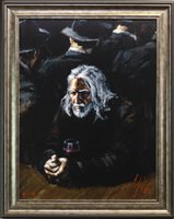 Lot 813 - STUDY FOR UNTITLED II, A GICLEE BY FABIAN PEREZ