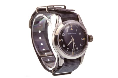 Lot 780-RARE: A JAEGER LE COULTRE MILITARY WATCH