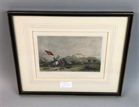 Lot 16-A LOT OF PRINTS, INCLUDING THREE ENGRAVINGS
