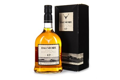 Lot 301-DALMORE AGED 12 YEARS