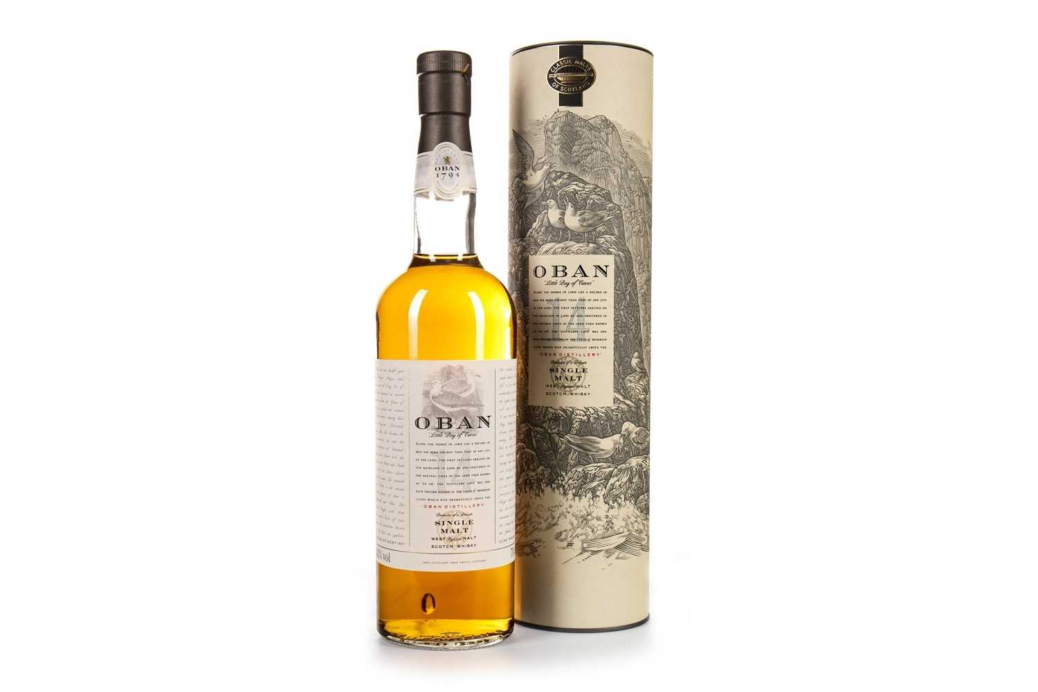 Lot 304-OBAN AGED 14 YEARS