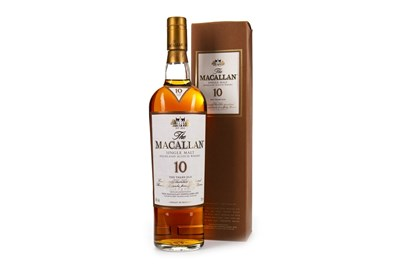 Lot 311-MACALLAN 10 YEARS OLD