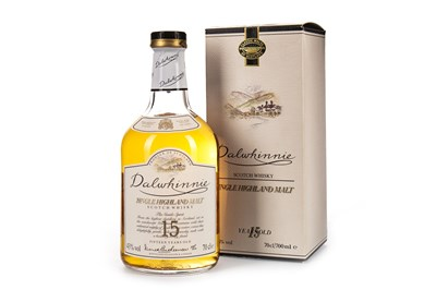 Lot 312-DALWHINNIE 15 YEARS OLD