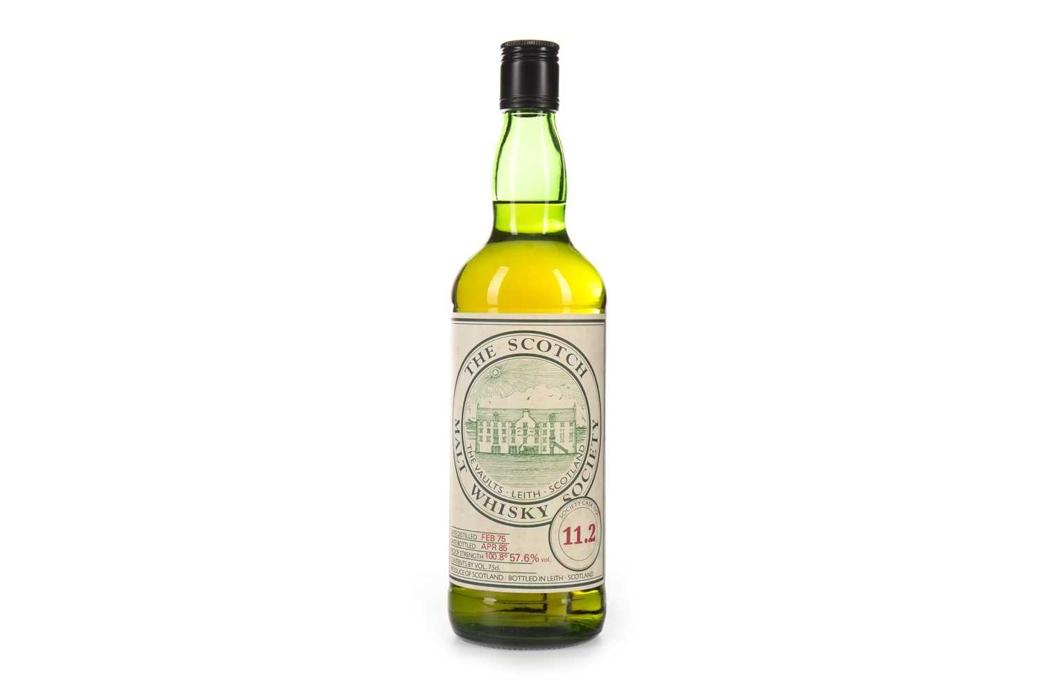 Lot 28-TOMATIN 1975 SMWS 11.2 AGED 10 YEARS