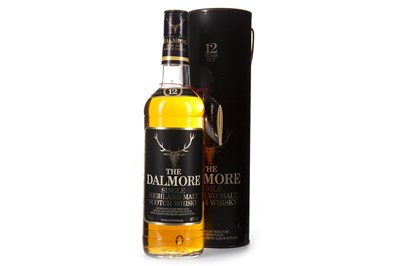 Lot 30-DALMORE 12 YEARS OLD