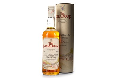 Lot 31-EDRADOUR AGED 10 YEARS