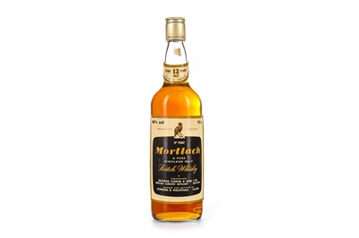 Lot 35-MORTLACH OVER 12 YEARS OLD
