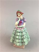 Lot 4-A ROYAL DOULTON FIGURE OF MAISIE