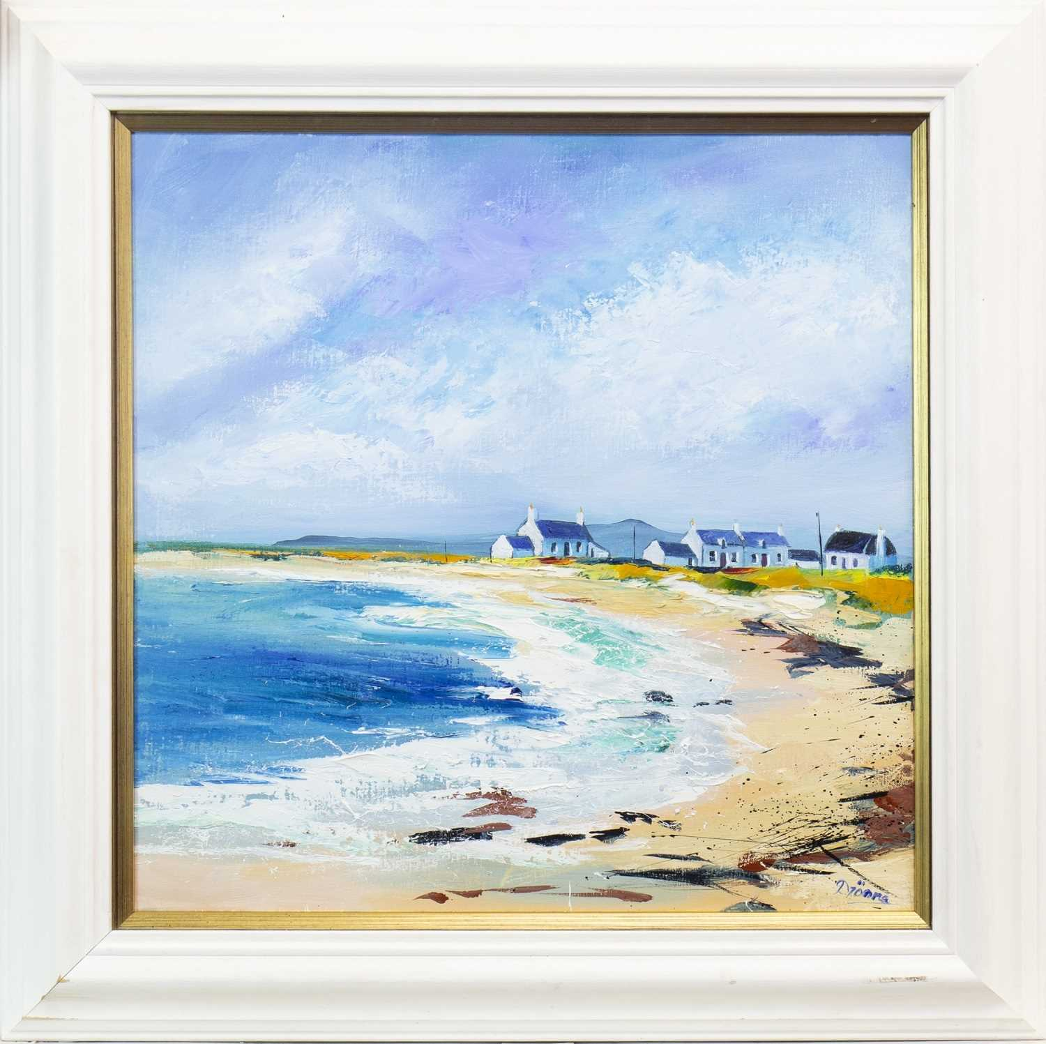 Lot 537-BALEPHETISH/TIREE, AN OIL BY DRONMA