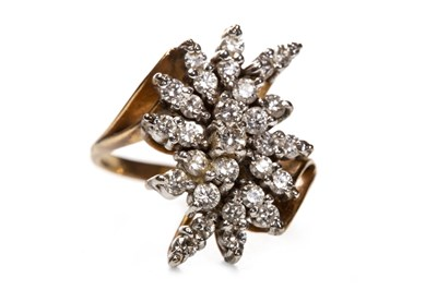 Lot 92-A DIAMOND RING