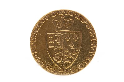 Lot 515-A GOLD SPADE GUINEA, 1791