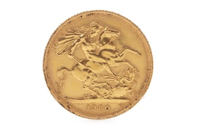 Lot 531-A GOLD SOVEREIGN,  1980