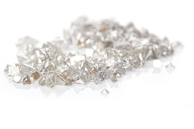 Lot 142-A COLLECTION OF UNMOUNTED DIAMONDS