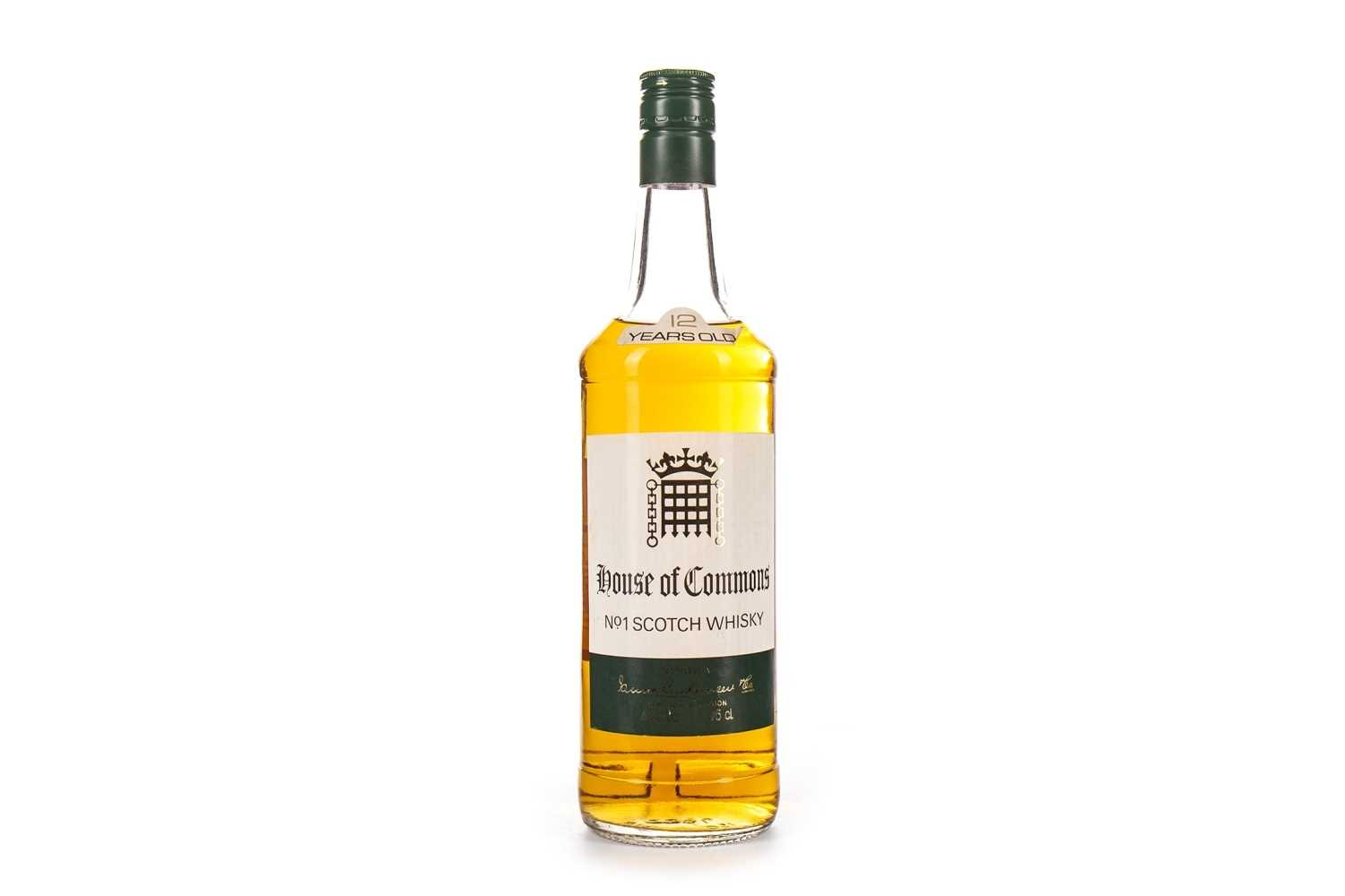 Lot 415-HOUSE OF COMMONS 12 YEARS OLD