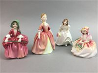 Lot 3-A LOT OF ROYAL DOULTON FIGURES