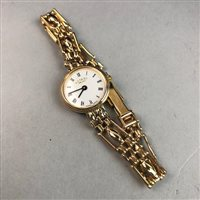 Lot 32-A LADY'S ROTARY WRIST WATCH