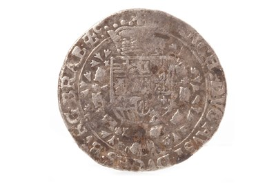 Lot 545-A SILVER ONE PATAGON COIN