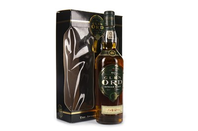 Lot 337-GLEN ORD 12 YEARS OLD GLASS PACK