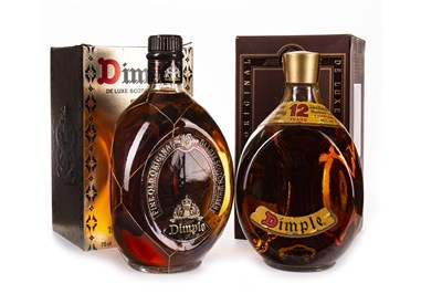 Lot 428-TWO BOTTLES OF DIMPLE