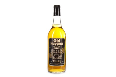 Lot 434-OLD HAVANA - ONE LITRE