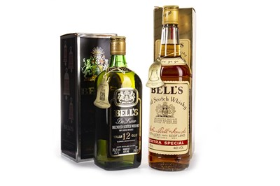 Lot 435-BELL'S 12 YEARS OLD AND EXTRA SPECIAL