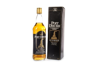 Lot 449-POIT DHUBH 12 YEARS OLD