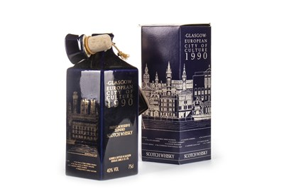 Lot 450-GLASGOW EUROPEAN CITY OF CULTURE 1990