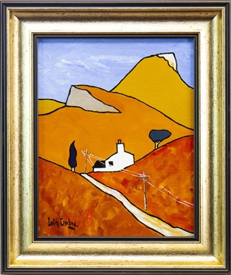 Lot 650-THE STEADING BY BEN MORE, AN OIL BY IAIN CARBY