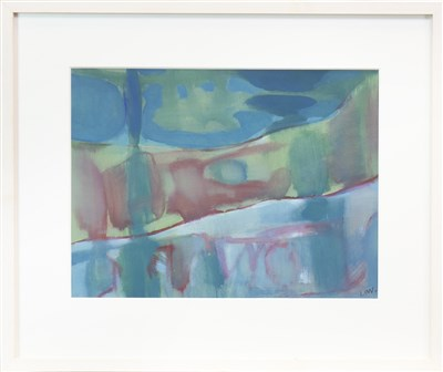 Lot 557-AN UNTITLED GOUACHE BY BET LOW
