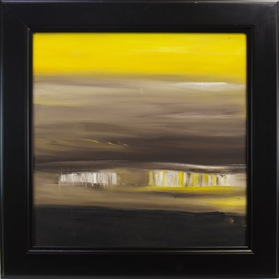Lot 559-ANOTHER VIEW, AN OIL BY PATRICIA LOMAX