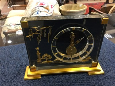 Lot 1401-A JAEGER LE COULTRE MANTEL CLOCK