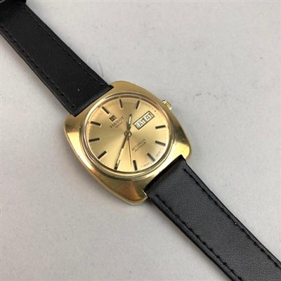 Lot 5-A TISSOT ACTUALIS WRIST WATCH