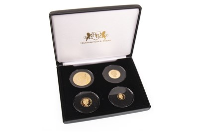 Lot 501-A 2017 PRINCESS DIANA GOLD PROOF SOVEREIGN COLLECTION