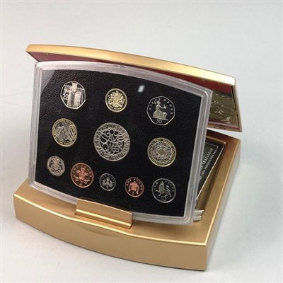 Lot 34-2003 EXECUTIVE PROOF SET, THE BICENTARY COIN PRESENTATION PACK AND OTHER COINS AND MEDALS